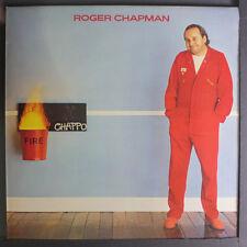 ROGER CHAPMAN: Chappo LP (UK, inner sleeve) Rock & Pop