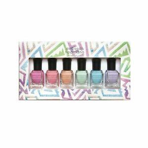 Deborah Lippmann Gel Lab Pro 6 Colors/Piece Nail Polish Set 0.27oz Each NEW