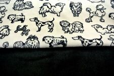 New listing Poodle Shih Tzu Chihuahua Doxie Double Side Pet Blanket Can Personalize 28x44