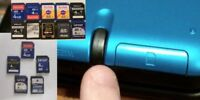 One Random Brand 4GB SD Memory Card for 3DS and 3DS XL