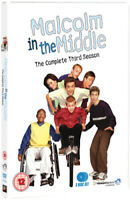 Malcolm in the Middle: The Complete Series 3 DVD (2013) Frankie Muniz cert 12 3