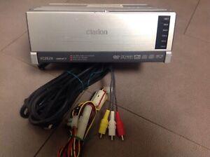 Clarion VCZ628