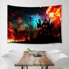 Halloween theme Tapestry Wall Hanging for Living Room Bedroom Dorm Decor