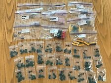 Large lot of integrated circuits Ic, electronic components, custom bundle