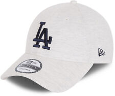 Los Angeles Dodgers New Era 940 Jersey Essentiel Gris Casquette Baseball