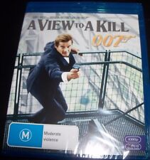James Bond 007 A View To A Kill (Australia Region B) Blu-Ray NEW