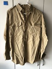 WWII era US Army Khaki Shirt Officer Air Corps Soldier 15x34