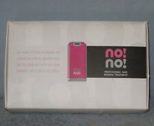No No Pink 3008740 Professional Hair Removal Treatment System