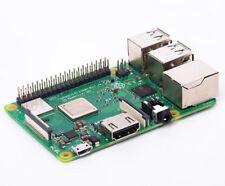 2018 Raspberry Pi 3 Model B Bcm2837b0 1.4ghz 1gb RAM Wireless LAN Bluetooth