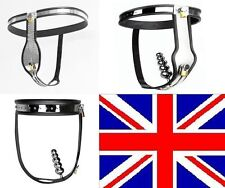 Full Female Chastity Belt/Device Stainless Steal Heavy Duty & Strong 65 - 90 cms
