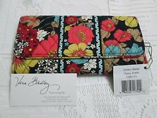 Vera Bradley HAPPY SNAILS Gallery WALLET CLUTCH for PURSE Tote BACKPACK Bag  NWT