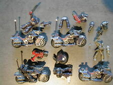 MOTO & MOTO ASSAULT SPACE MARINES  WARHAMMER 40000 W40K 40K