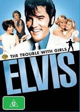 The Trouble With Girls (Elvis Presley) DVD R4 NEW & SEALED   V4