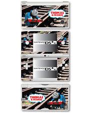 Thomas the Tank Engine Vinyl Skin Sticker for Nintendo DSi XL