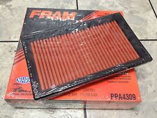 2 x FRAM PPA4309 AIRHOG AIR FILTER - K&N PRICE KILLER! BE AN AIRHOG!