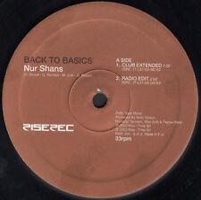 BACK TO BASICS - Nur Shans - Rise