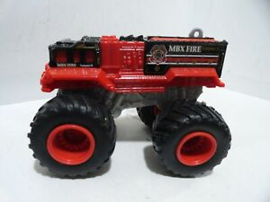 @@ Hot Wheels MONSTER JAM MBX Fire!!!!  @@