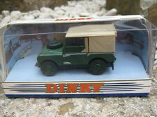 Dinky 1/43 Scale Diecast Model DY-9 1949 LAND ROVER GREEN