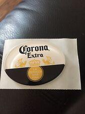 Corona Extra Glass Oval Bar Badge,Pub,font,tbar mancave