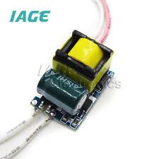 5*1W LED Driver 220V High Power LED Transformator Netzteil Konstantstrom