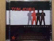 TOM JONES 2CD: STARBOULEVARD