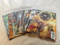 Convergence #0 1 2 3 4 5 6 7 8 DC Comic Books Complete Set #0-8