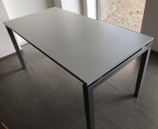 Schreibtisch, 160 x 80 cm, höhenverstellbar