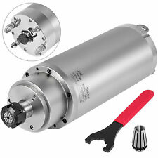 Er25 Water Cooled Spindle Motor 45kw 380v 4bearing 300hz Cnc Woodworking Router