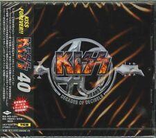 KISS-KISS 40-JAPAN 2 CD BONUS TRACK G88