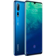 ZTE Axon 10 Pro 128GB 6GB RAM blau Android Smartphone 48 Megapixel Kamera