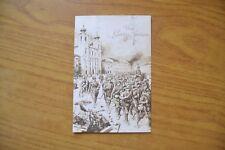 CARTOLINA MILITARE VIVA GORIZIA ITALIANA  VIAGGIATA 1916 SUBALPINA LL