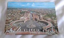 Vintage postcard CITTA' DEL VATICANO, ROME