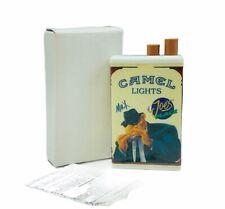 Joe Camel lighter metal advertising match cigarette Eddie Max Bustah Floyd NIB