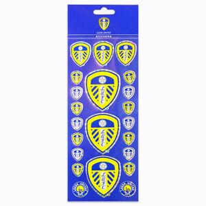 Leeds United Stickers Crest LUFC-STK001