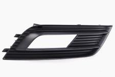 Nero Paraurti griglie di aerazione Anteriore Sinistra Audi A4 B8 8k 11-15 Nuovo