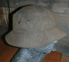 THE AUSTRALIAN OUTBACK COLLECTION OILSKIN BOONIE BUCKET HAT SIZE LARGE L@@K