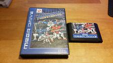 Mega Probotector Sega Mega Drive Genesis MD Contra Hard Corps OVP