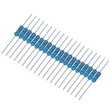 US Stock 20pcs 22K ohm Metal Film Resistor 3W +/- 1% 3 Watt High Quality