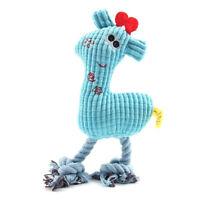 Juguete Para Masticar Pollo Cachorro Perro Mascota Juguetes De Sonido Para  F8H6