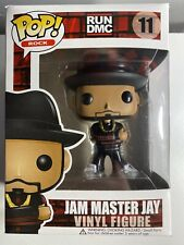Funko Pop Jam Master Jay RUN DMC Vaulted