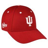 Indiana Hoosiers NCAA TOW Triple Threat Adjustable Hat