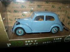 1:43 Vroom Fiat 508 C Berlina 1100 hp32 1937-39 OVP