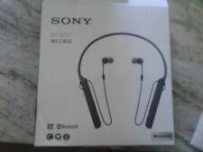 Sony WI-C400 wireless headset bluetooth hands free calling