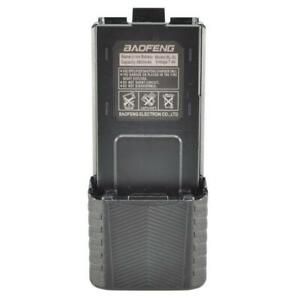 Australia Baofeng 7.4v 3800mah Li-ion Extended Battery Black