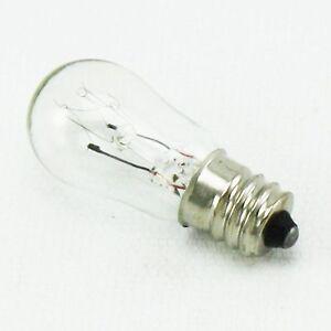 ER6S6 - Appliance Clear Light Bulb, 6 Watt, 120 Volt