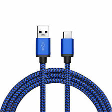Lot USB-C Type-C Data Sync Charger Charging Cable Cord for Samsung S8/Plus LG G6