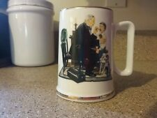 "Norman Rockwell ""The Country Doctor"" Mug"