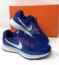 Nike Air Zoom Pegasus 34 Blue Void Women's All Sizes Sneakers 880560 410