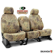 Coverking Custom Front and Rear Row Skanda Camo Seat Covers For Ford F-Series