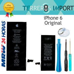 Bateria Interna para iPhone 6 Repuesto Calidad Original PREMIUM
